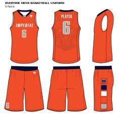 4101e2ef649 Overtime Men's Sublimated Basketball Uniform Custom Basketball Uniforms,  Volleyball Uniforms, Football Uniforms, Team