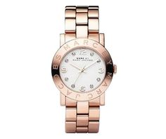 Pin for Later: 31 Cadeaux Mode Qui Plairont à Toutes les Fashionistas Une Montre Marc by Marc Jacobs Marc by Marc Jacobs Montre de Poignet Rose Gold (209€)