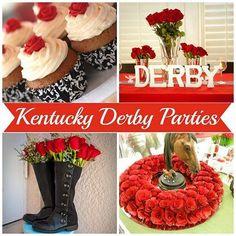 13 Kentucky Derby Party Ideas #kentuckyderby
