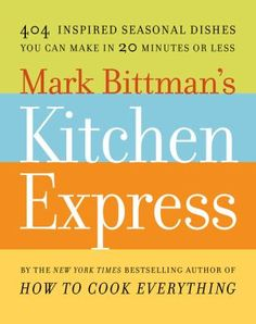 Cookbooks in our Collection: Mark Bittman