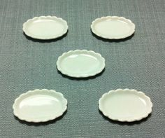 Hey, I found this really awesome Etsy listing at https://www.etsy.com/listing/190201108/plates-set-5-dishes-miniature-hand