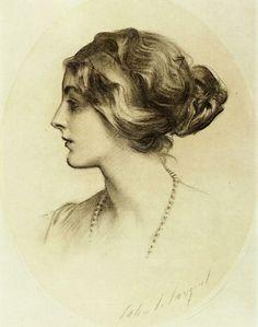 Margaretta Drexel, Countess of Winchilsea and Nottingham  John Singer Sargent (1856-1925)