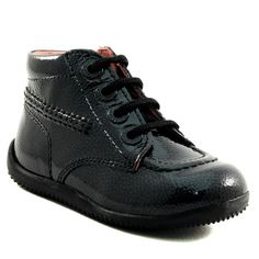 704A KICKERS BILLISTA NOIR VERNI www.ouistiti.shoes le spécialiste internet  #chaussures #bébé, #enfant, #fille, #garcon, #junior et #femme collection automne hiver 2016 2017