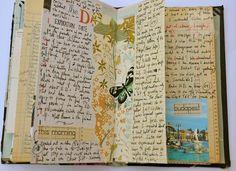 Mary Ann Moss' journals