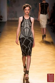 Nicole Miller Spring 2014 Collection | Tom & Lorenzo