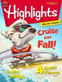 Highlights is the classic kids magazine, packed full of learning and fun for children ages Get a free Hidden Pictures gift with each new subscription! Highlights Magazine, Magazines For Kids, Children's Magazines, Science Magazine, Picture Gifts, Hidden Pictures, Business Magazine, Puzzle Books, Digital Text