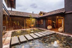 Loma House | Nhà ở Cuenca, Ecuador – Iván Andrés Quizhpe | KIẾN TRÚC NHÀ NGÓI