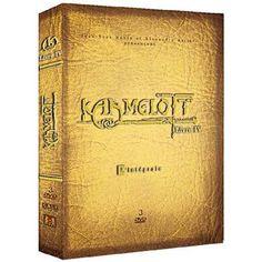 DVD Kaamelott, livre 4