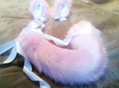Kinky Adult Kitten Play Tails, Collars & Ears