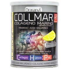 COMPRAR COLLMAR LIMÓN COLAGENO MARINO CON MAGNESIO + A.H 300GR