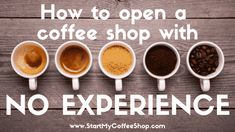 Coffee Beans - Top Coffee Brewing Ideas That Happen To Be Tasty! Opening A Coffee Shop, Starting A Coffee Shop, Opening A Bakery, Opening A Cafe, Making Coffee, Coffee Shop Menu, Coffee Shop Business, Small Coffee Shop, Coffee Shops Ideas