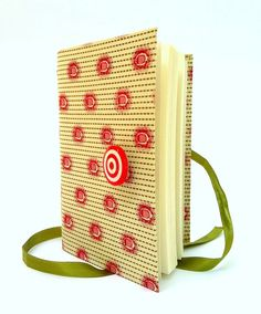 Fabric Journal / Notebook designed with unique by Newleafjournals, $34.50