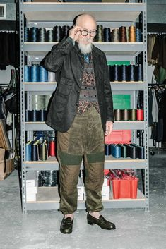 Engineered Garments Fall-Winter 2018-2019 Menswear Collection