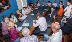 Semanario / Junin Regional: Reunión para conocer el estado de la educación en ...