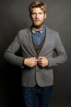 Stylish men's wear