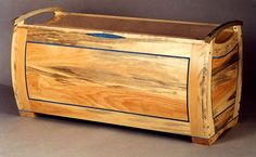 Blanket chest small version