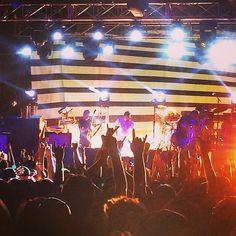 deftones at texas showdown festival in el paso, july 18th, 2014.