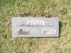 Rudolph A Wetzel son of William Frederick Wetzel and Ida H Wendt (daughter of George Wendt)