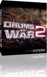 "Cinesamples: ""Drums of War 2"""