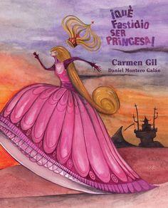 Cuento a la vista - El blog de los cuentos infantiles: Avistamos cuento: ¡Qué fastidio ser princesa!