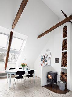 #Home Decor  #Wood Storage