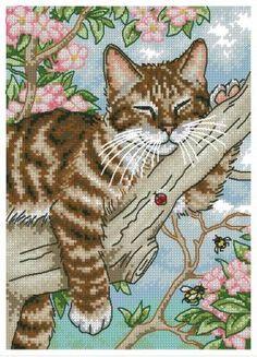 Животные - Схемы вышивки - Иголка