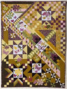 Announcing the Mystery Quilt contest winners |