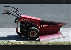 Gravely v plow custom