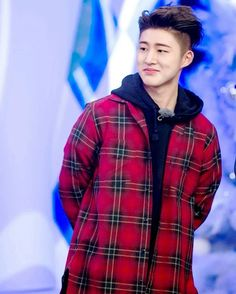 « can't say anything, this guy with his precious smile ruining my life, but i can't stop myself to loving him :') #ThePowerOfKimHanbin #kimhanbin #hanbin… »