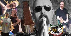 #RobHalford é o cara! #JudasPriest #heavymetal