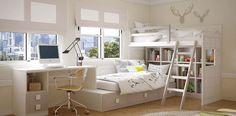 El mejor mueble juvenil e infantil, habitaciones para los mas jovenes.habitaciones que se transforman y literasLos mejores precios en mueble infantil y juvenil