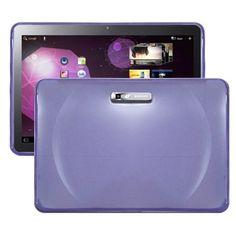 Impact (Lilla) Samsung Galaxy Tab 10.1 P7100 Deksel