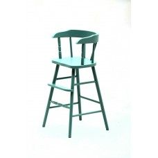 Love this Turquoise High Chair from 4-chairs.com! #kids #chairs #homedecor