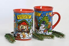 Gluhwein tasse 2011 from Cologne. I'm still looking for this one for my collection