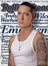 Eminem is my number one idol I love him