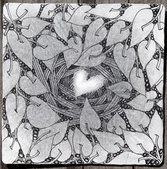 Zentangle: Love