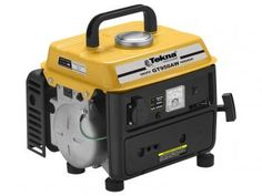 Gerador de Energia à Gasolina Portátil 850W - Tekna GT950AW com as melhores condições você encontra aqui no Magazine Allameda. Venha Conferir!