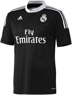 Real Madrid black kit