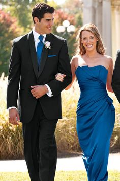A sophisticated choice with a fashion-forward styling. The Cyprus Tuxedo is tailored in worsted wool and features a narrow shawl collar lapel in sleek. Black Tuxedo Wedding, Prom Tuxedo, Tuxedo Dress, Fall Wedding Tuxedos, Wedding Suits, Wedding Attire, Wedding Dress, Fall Wedding Bridesmaids, Bridesmaid Dresses