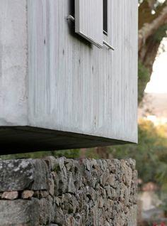 The Dovecote au Portugal par le studio AZO Arquitectos - Journal du Design