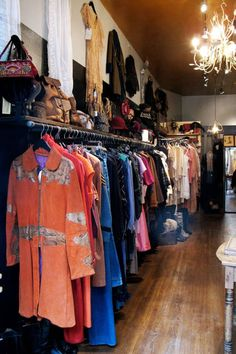 17 of the country's best vintage stores