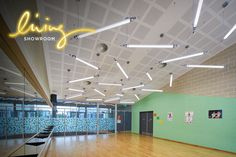 Joseph Banks College Architect: T&Z Architects Electrical Engineer: Wood & Grieve Engineers Builders: Firm Construction Electrical Contractor: Sampson Electrical Photography: Ron Tan