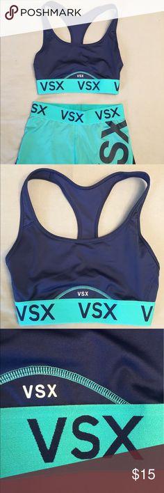 Victoria's Secret sports bra Brand new Victoria's Secret sports bra! Victoria's Secret Tops Muscle Tees