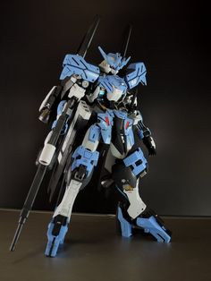 GUNDAM GUY: 1/100 Gundam Vidar - Customized Build