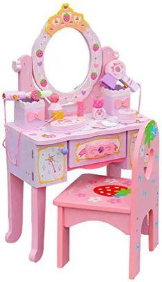 Makeup Kit For Kids, Kids Makeup, Baby Doll Makeup, Toy Cars For Kids, Toys For Girls, Kids Toys, Bedroom For Girls Kids, Kids Bedroom Designs, Little Girl Toys