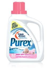 Maria's Space: Purex Baby Detergent Giveaway #rafflecopter
