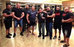 #arnoldsportsfestival #brazil #asf2017 #DrRobertGoldman #strongmen #bodybuilding #ifbb #muscles #motivation