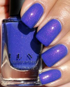 ILNP — Super Juiced Summer Collection | Summer 2015) slight UNS at bottom, will send pic