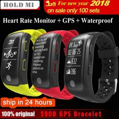 Hold Mi S908 GPS Smart Band IP68 Waterproof Sports Wristband Multiple sports Heart Rate Monitor Call Reminder G03 Smartband  Price: 37.84 & FREE Shipping #computers #shopping #electronics #home #garden #LED #mobiles #rc #security #toys #bargain #coolstuff |#headphones #bluetooth #gifts #xmas #happybirthday #fun