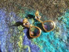Winterfee Ohrringe Preis 10 € Wordpress, Brooch, Jewelry, Earrings, Jewlery, Bijoux, Jewerly, Jewelery, Jewels